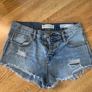 Bullhead Jean shorts